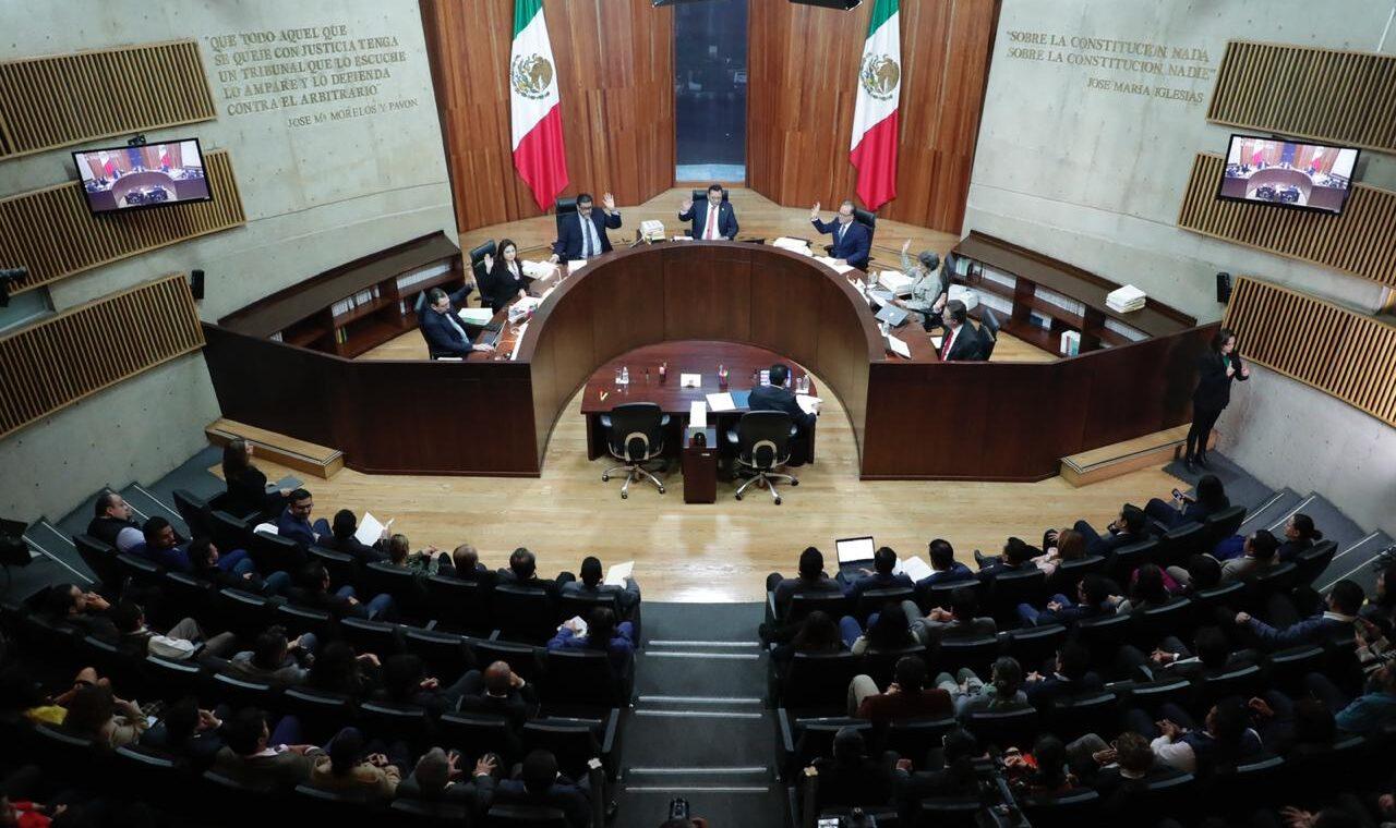 ¿Qué sucedió en el Tribunal Electoral, y cómo rectificar con apego a la  Constitución? - Ricardo Monreal